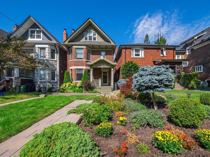 24 Parkway Ave - Roncesvalles Detached for sale, 5 Bedrooms (W5382368)