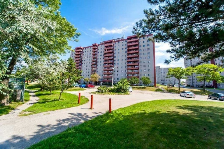 1108 - 100 Lotherton Ptwy - Yorkdale-Glen Park Condo Apt for sale, 3 Bedrooms (W5382370)