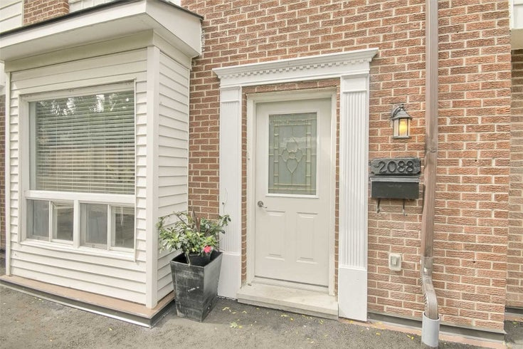 12 - 2088 Lakeshore Rd W - Bronte West Condo Townhouse for sale, 3 Bedrooms (W5382913)