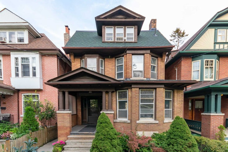 31 Tyndall Ave - South Parkdale Triplex for sale, 5 Bedrooms (W5382982)