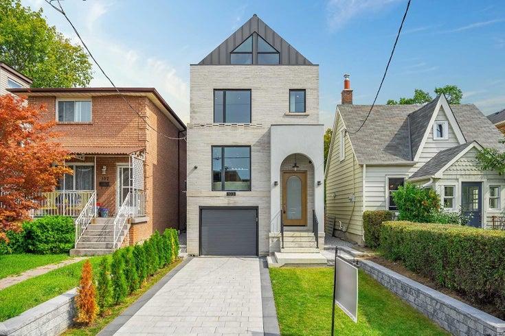103 Priscilla Ave - Runnymede-Bloor West Village Detached for sale, 4 Bedrooms (W5383915)