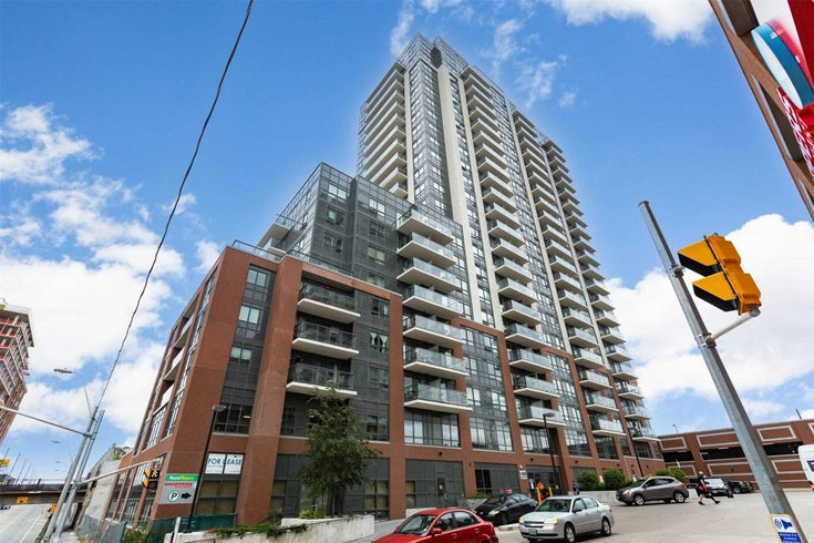 2306 - 1420 Dupont St - Dovercourt-Wallace Emerson-Junction Condo Apt for sale, 1 Bedroom (W5383976)
