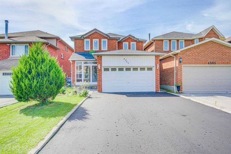 4569 Pemmican Tr - Hurontario Detached for sale, 3 Bedrooms (W5384640)