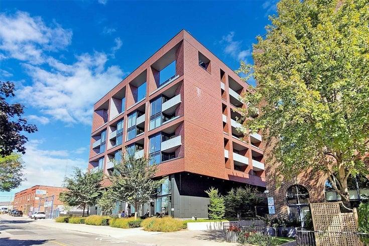 709 - 383 Sorauren Ave - Roncesvalles Condo Apt for sale, 1 Bedroom (W5385481)