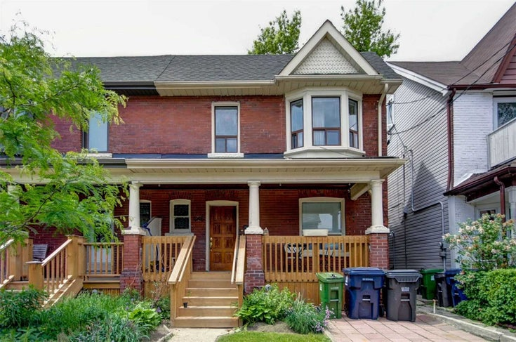 486 Delaware Ave - Dovercourt-Wallace Emerson-Junction Duplex for sale, 3 Bedrooms (W5388470)