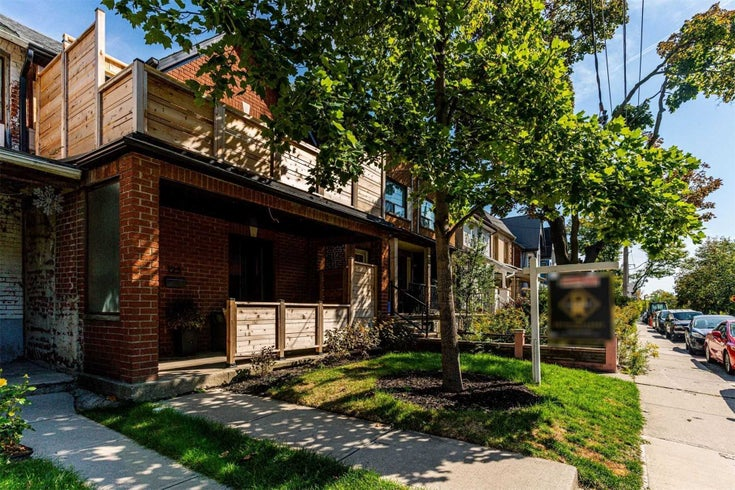 125 Perth Ave - Dovercourt-Wallace Emerson-Junction Duplex for sale, 4 Bedrooms (W5395571)