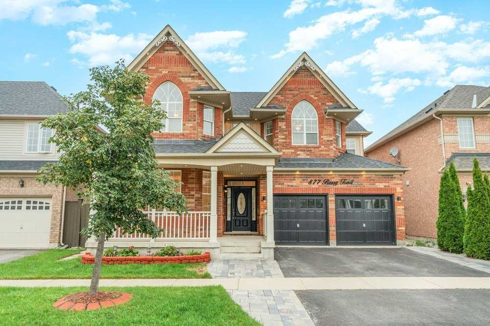 877 Bessy Tr - Coates Detached for sale, 4 Bedrooms (W5398892) - #1