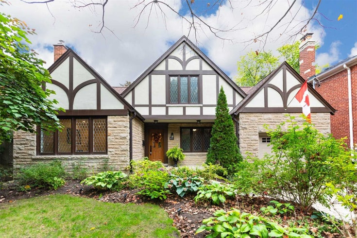 1009 Royal York Rd - Kingsway South Detached for sale, 3 Bedrooms (W5398942)