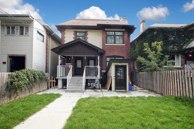 3,5 Temple Ave - South Parkdale Multiplex for sale, 9 Bedrooms (W5399076)