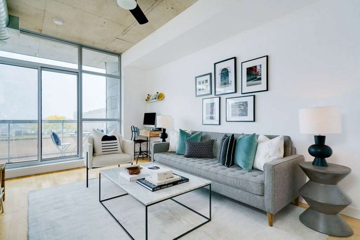 505 - 1375 Dupont St - Dovercourt-Wallace Emerson-Junction Condo Apt for sale, 1 Bedroom (W5399234)