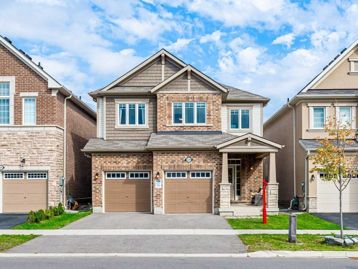 1249 Leger Way - Ford Detached for sale, 4 Bedrooms (W5400267) - #2