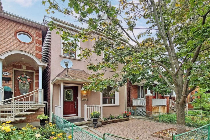 84 Yarmouth Rd - Dovercourt-Wallace Emerson-Junction Detached for sale, 3 Bedrooms (W5400297)