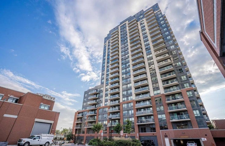 1308 - 1420 Dupont St N - Dovercourt-Wallace Emerson-Junction Condo Apt for sale, 2 Bedrooms (W5400823)