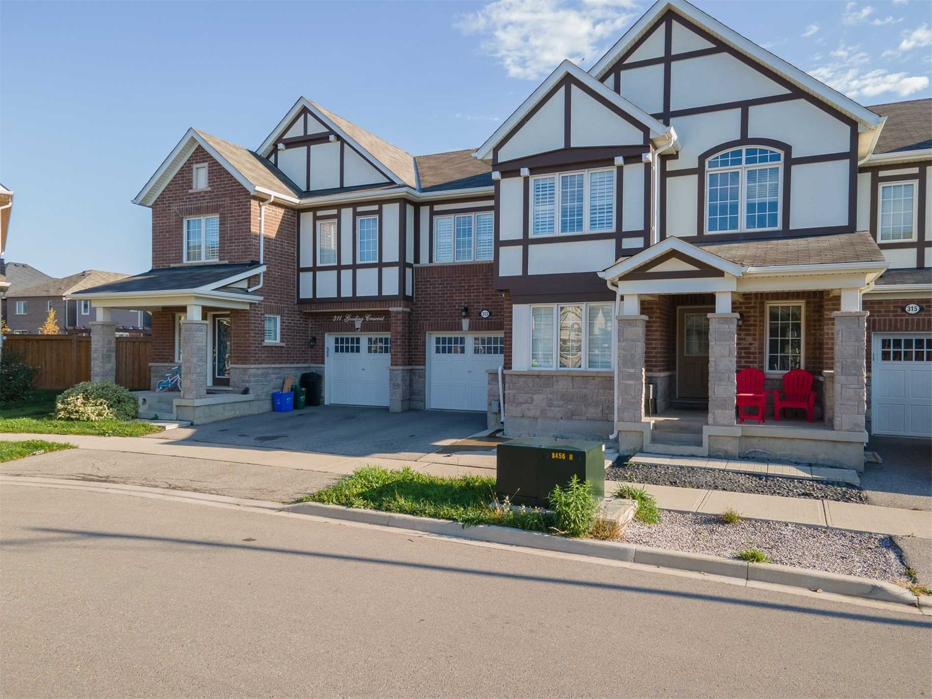 313 Gooding Cres - Ford Att/Row/Twnhouse for sale, 4 Bedrooms (W5401006) - #3