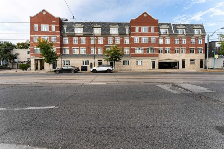 229 - 3400 Lake Shore Blvd W - Long Branch Condo Townhouse for sale, 1 Bedroom (W5401769)