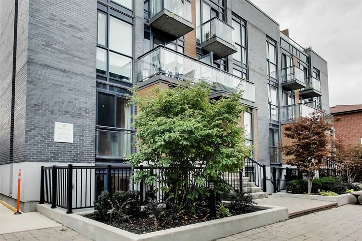 702 - 47 Macaulay Ave - Dovercourt-Wallace Emerson-Junction Condo Townhouse for sale, 2 Bedrooms (W5401833)