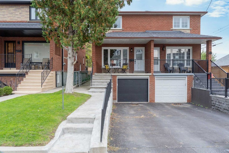 451 Westmoreland Ave N - Dovercourt-Wallace Emerson-Junction Semi-Detached for sale, 3 Bedrooms (W5401904)