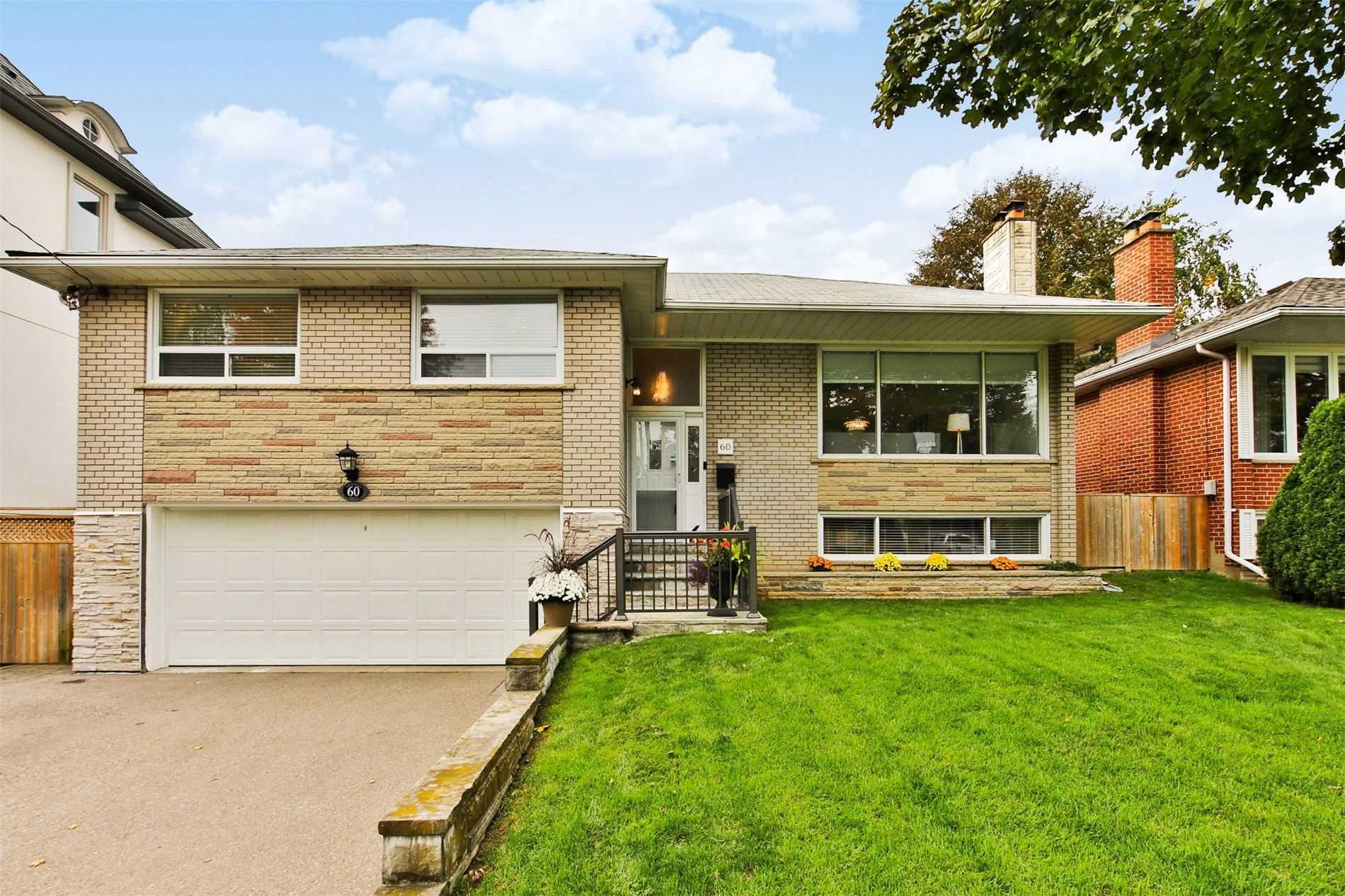 60 Smithwood Dr - Islington-City Centre West Detached for sale, 3 Bedrooms (W5402110) - #1