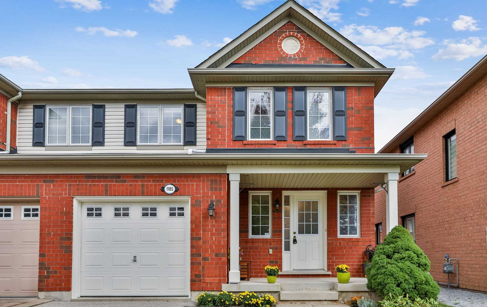 1185 Barclay Circ - Beaty Semi-Detached for sale, 3 Bedrooms (W5402257)