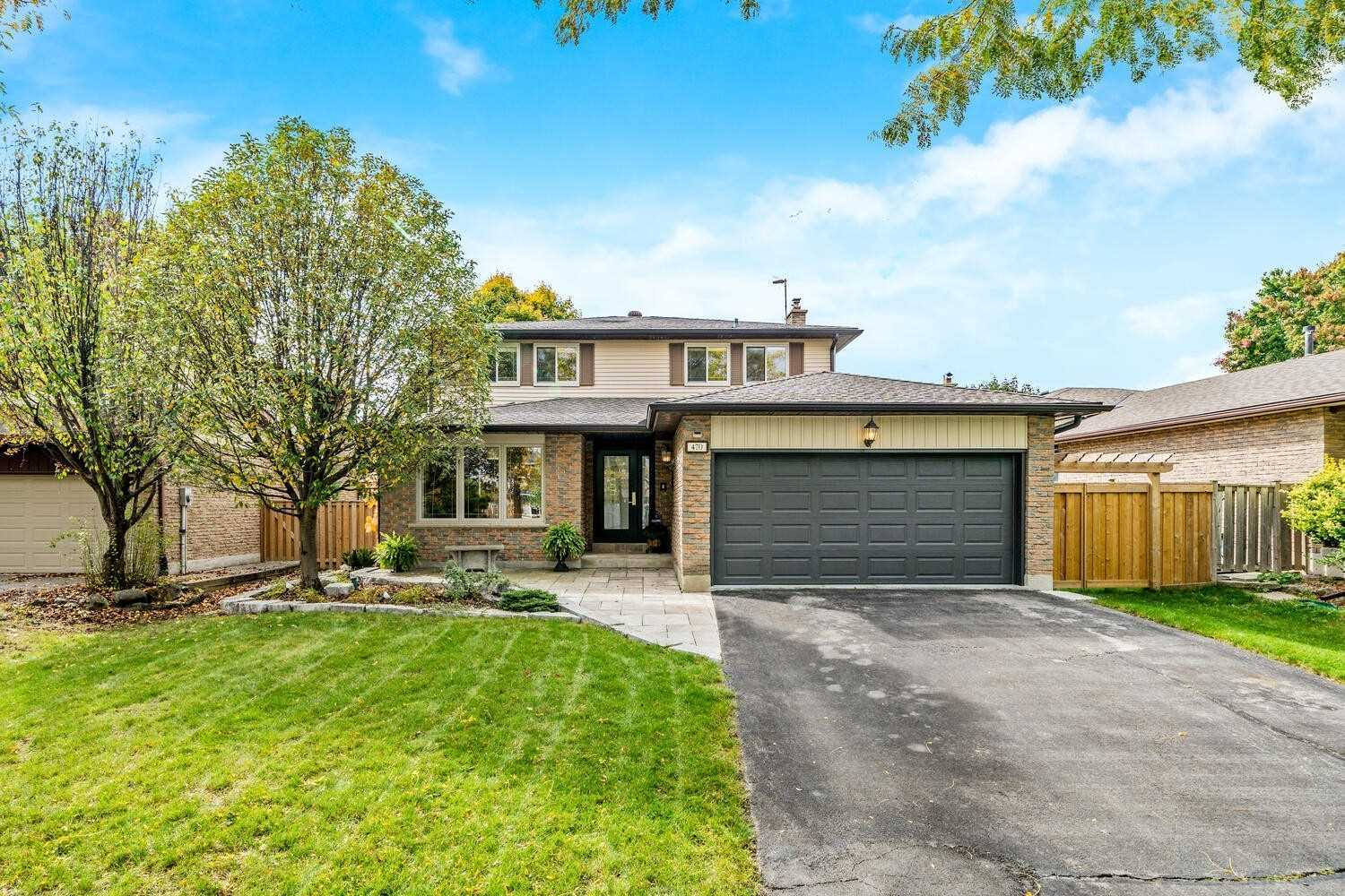 470 Gowland Cres - Timberlea Detached for sale, 4 Bedrooms (W5402765)