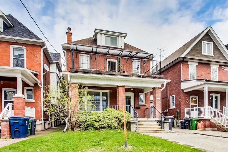133 Mavety St - Junction Area Detached for sale, 6 Bedrooms (W5402801)