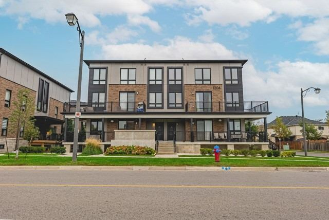208 - 1206 Main St E - Dempsey Condo Townhouse for sale, 2 Bedrooms (W5403317)