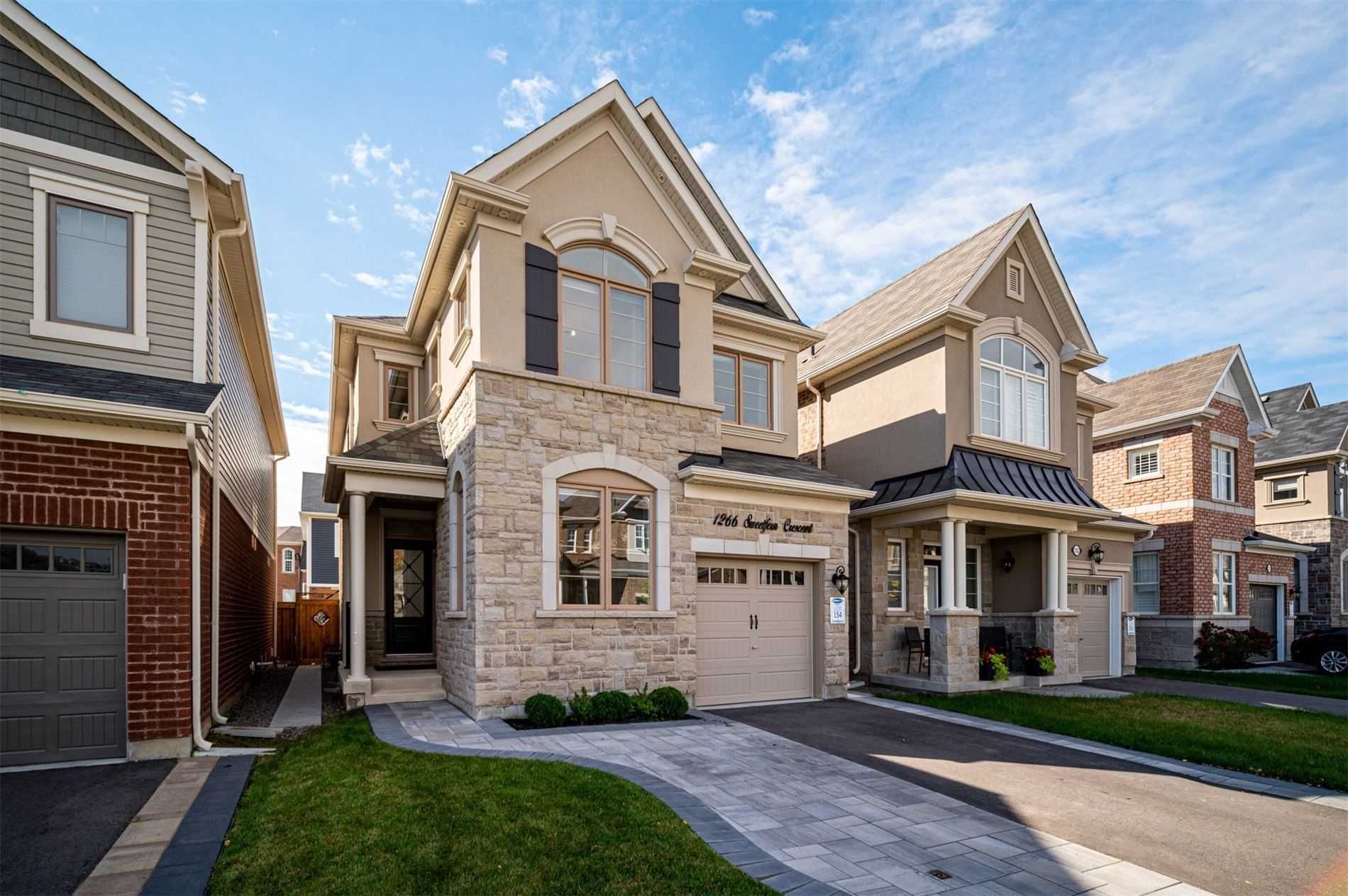1266 Sweetfern Cres - Cobban Detached for sale, 4 Bedrooms (W5404176)