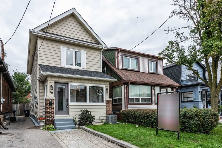 131 Priscilla Ave - Runnymede-Bloor West Village Detached for sale, 3 Bedrooms (W5404639)
