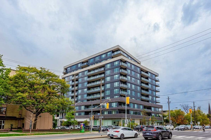 505 - 2800 Keele St - Downsview-Roding-CFB Condo Apt for sale(W5404829)