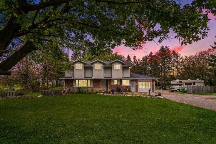 15243 Highway 50 - Palgrave Detached for sale, 4 Bedrooms (W5405321)