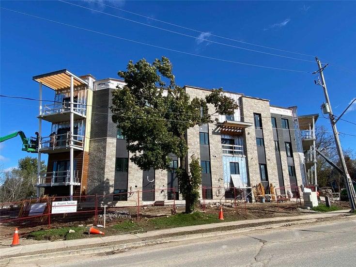 310 - 17 Centre St - Orangeville Condo Townhouse for sale, 2 Bedrooms (W5406448)