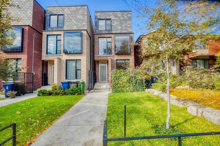 48 Russett Ave - Dovercourt-Wallace Emerson-Junction Detached for sale, 4 Bedrooms (W5406784)