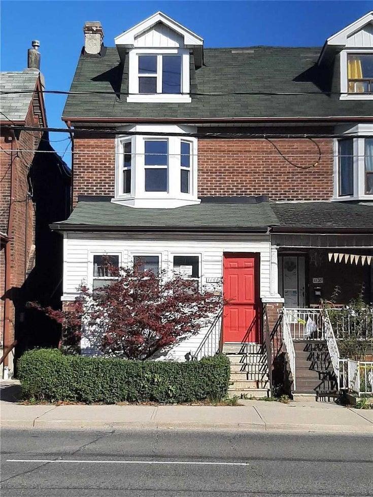Street - 1141 Dufferin St - Dovercourt-Wallace Emerson-Junction Triplex for sale, 6 Bedrooms (W5407383)
