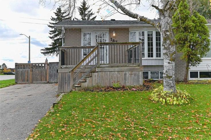 187 Burbank Cres - Orangeville Semi-Detached for sale, 3 Bedrooms (W5408375)