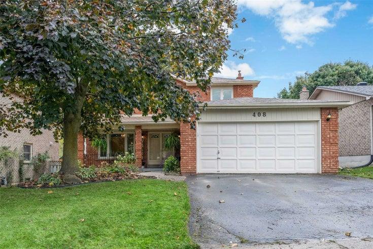 408 College Ave - Orangeville Detached for sale, 4 Bedrooms (W5409003)