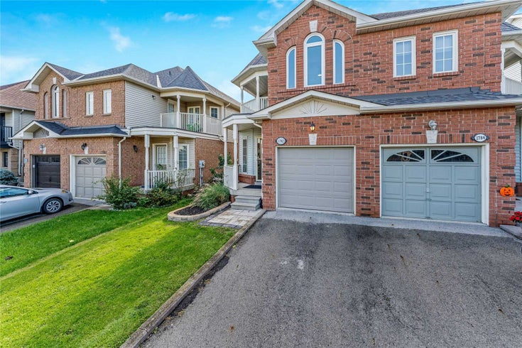 1782 Lampman Ave - Uptown Semi-Detached for sale, 3 Bedrooms (W5409241)