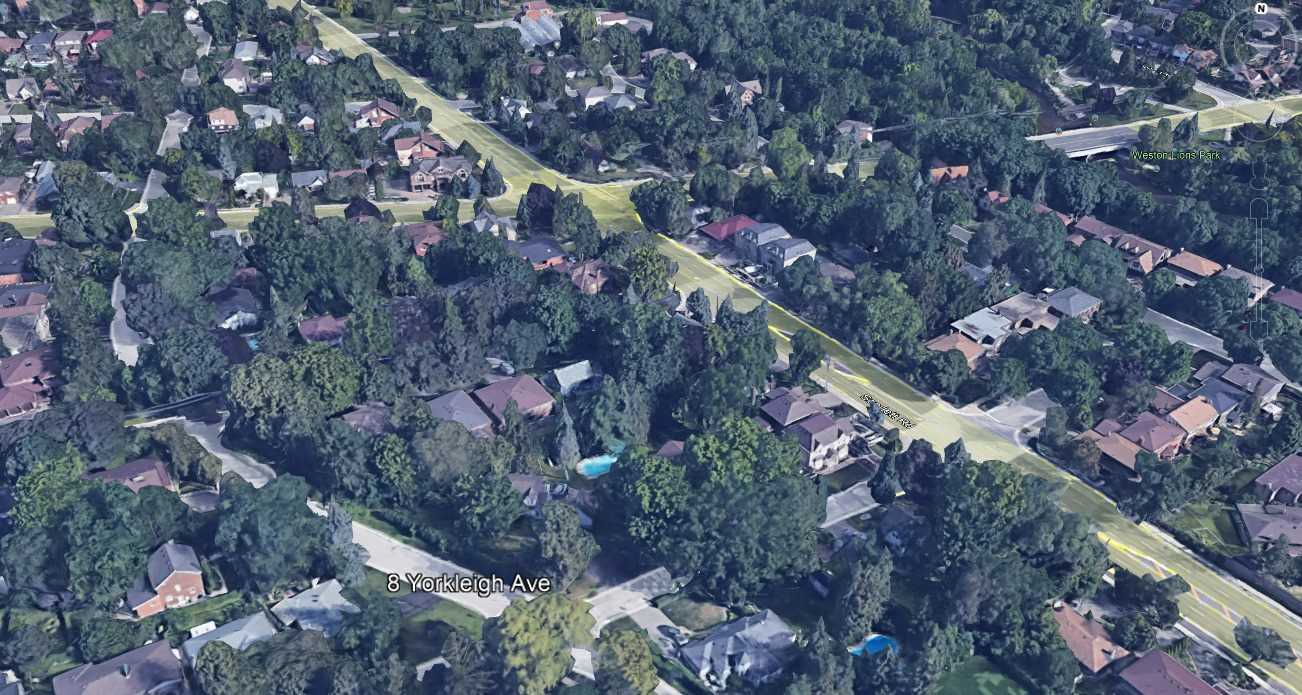 North - 8 Yorkleigh Ave - Humber Heights Vacant Land for sale(W5409441) - #1