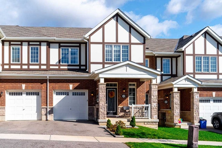 1243 Mulroney Hts - Ford Att/Row/Twnhouse for sale, 3 Bedrooms (W5409571)