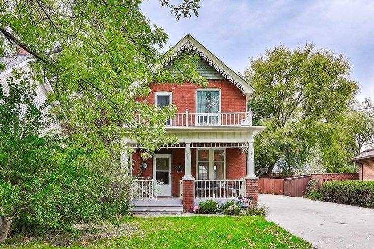 418 Reynolds St - Old Oakville Detached for sale, 2 Bedrooms (W5409956)