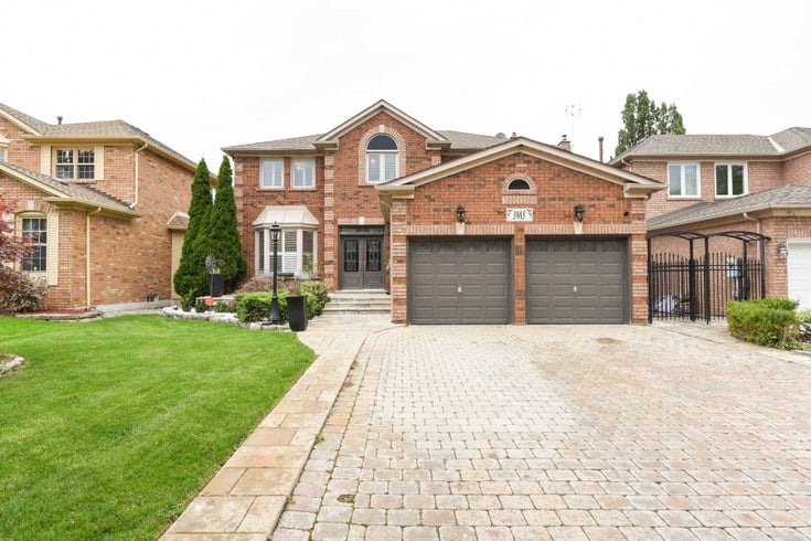 3985 Rolling Valley Dr - Erin Mills Detached for sale, 4 Bedrooms (W5410139)