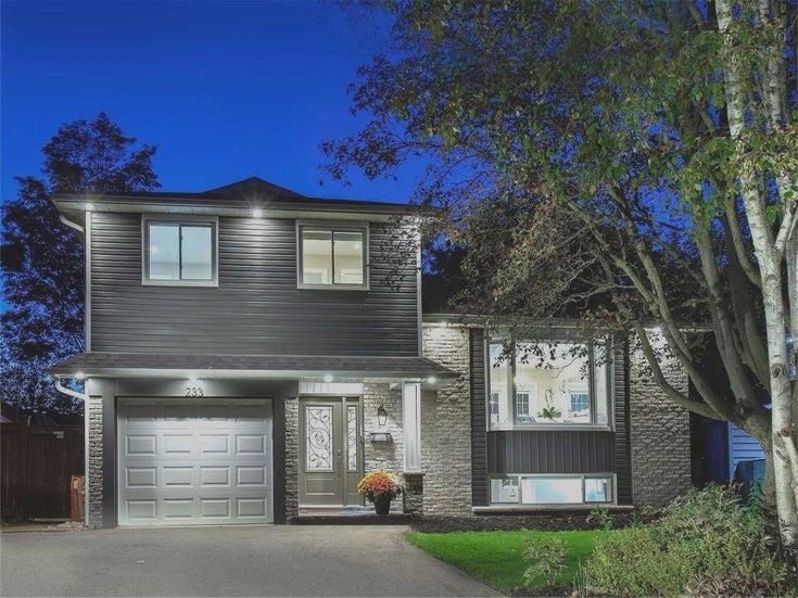 233 Overton Pl - College Park Detached for sale, 3 Bedrooms (W5410245)
