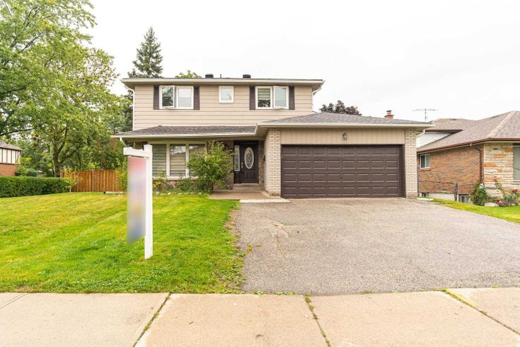 3233 Valmarie Ave - Erindale Detached for sale, 4 Bedrooms (W5410360)