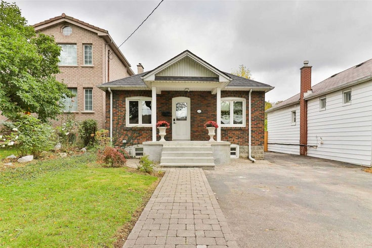 168 Hay Ave - Mimico Detached for sale, 3 Bedrooms (W5411061)