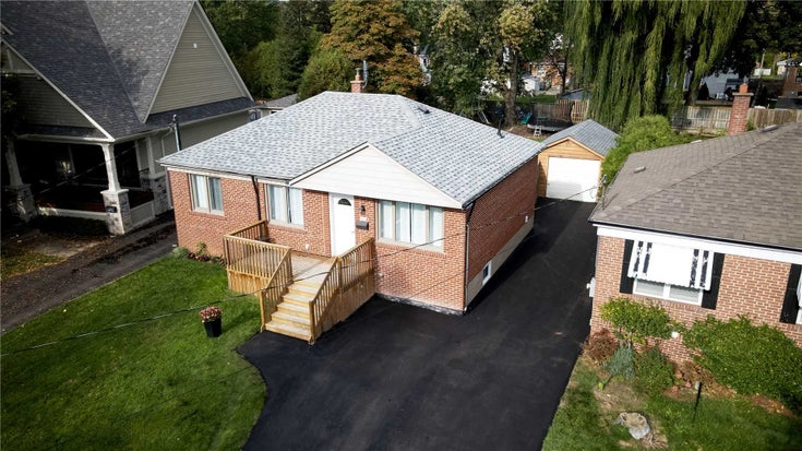 1467 Radcliffe Blvd - Mineola Detached for sale, 3 Bedrooms (W5411067)