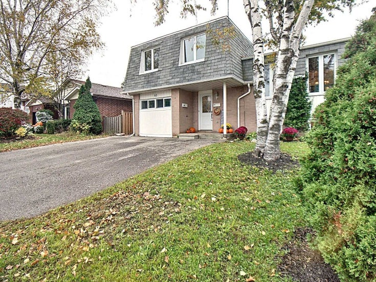 83 Cambridge Ave - Orangeville Detached for sale, 3 Bedrooms (W5411274)