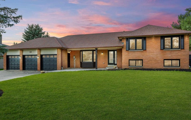 4 Blue Horizon Crt - Caledon Village Detached for sale, 4 Bedrooms (W5411489)