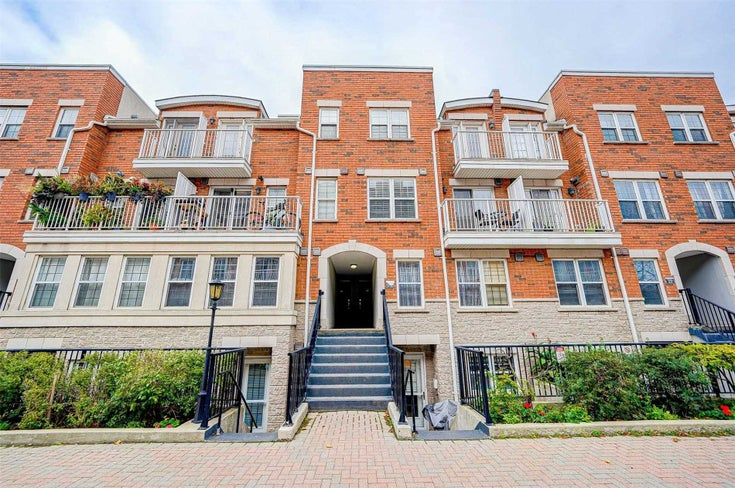 16 - 37 Four Winds Dr - York University Heights Condo Townhouse for sale, 2 Bedrooms (W5411524)