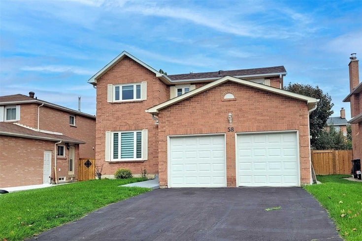 58 Royal Terrace Cres - Bolton East Detached for sale, 4 Bedrooms (W5411577)