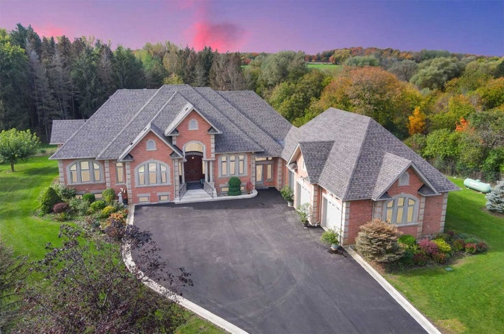 14642 The Gore Rd - Rural Caledon Detached for sale, 3 Bedrooms (W5411824)