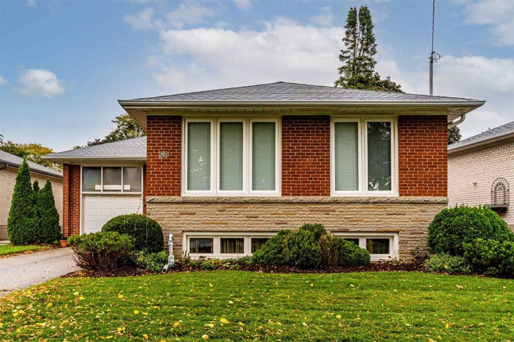 50 Tewsley  Pl - Willowridge-Martingrove-Richview Detached for sale, 3 Bedrooms (W5411920)